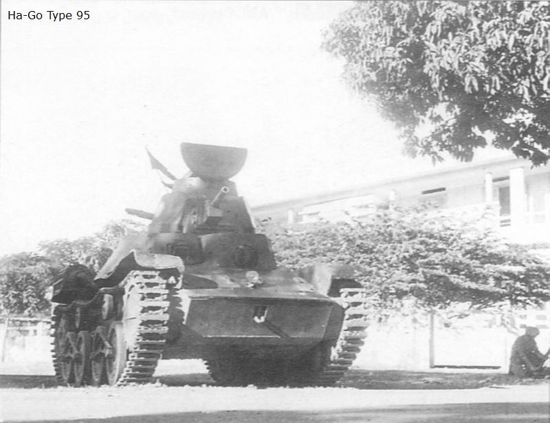 "Type 95 Ha-Go "" Royal Pologne"" Dragon 1/35 Prise-21"
