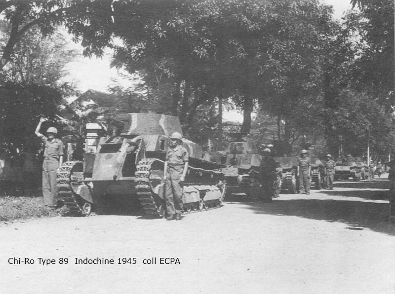 "Type 95 Ha-Go "" Royal Pologne"" Dragon 1/35 Prise-23"