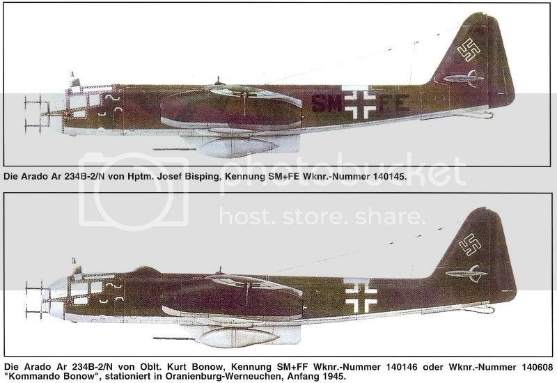 Arado 234 Chasse de nuit FLY au 1/32 - Page 3 R_111