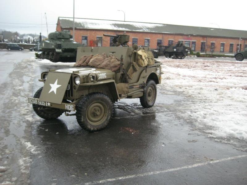 US Army 1/4 ton Armored Truck = Jeep Blindée ( Takom 1/35) R_310