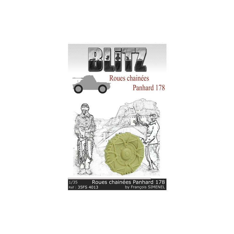AMD 35 2ème GRDI Mai 1940 ICM 1/35 (Fini) - Page 2 Roues-10