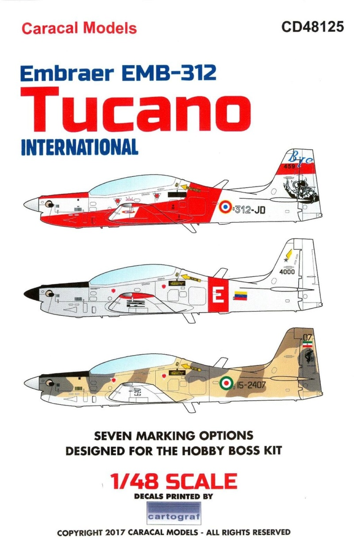 "EMB 312 ""Tucano"" - ouvre boîte S-l16031"