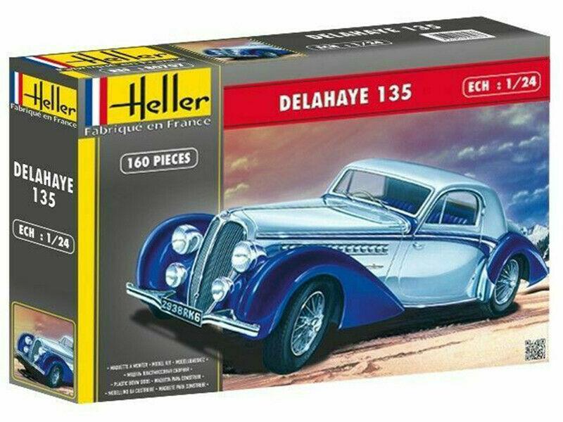 Bugatti ou Delahaye ? 1/24 S-l16049