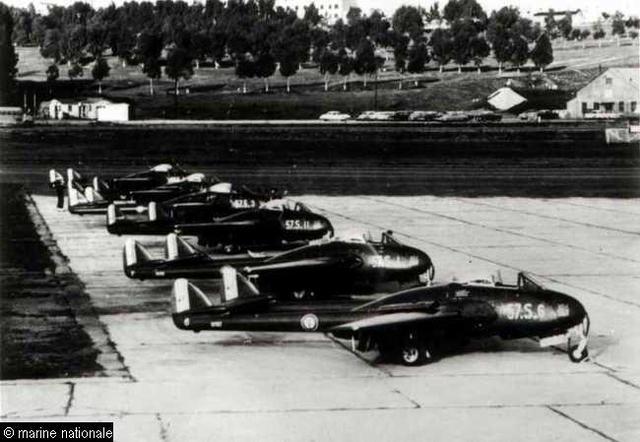 D.H Vampire A5(1/48 de classic airframes) Sans-t11