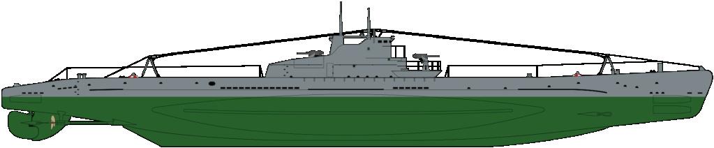 Sous marin Soviétique  SHCHUKA  classe X   (ZVEDA  1/144)    FINI Shadow10