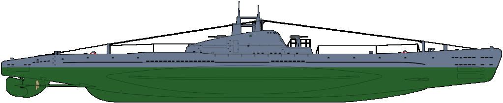 Sous marin Soviétique  SHCHUKA  classe X   (ZVEDA  1/144)    FINI Shadow11