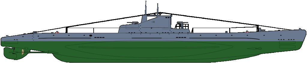 Sous marin Soviétique  SHCHUKA  classe X   (ZVEDA  1/144)    FINI Shadow12