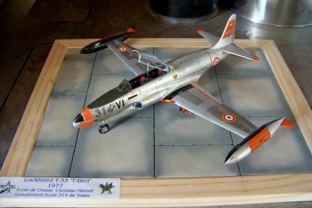 Lockheed T33 - Tbird T3310