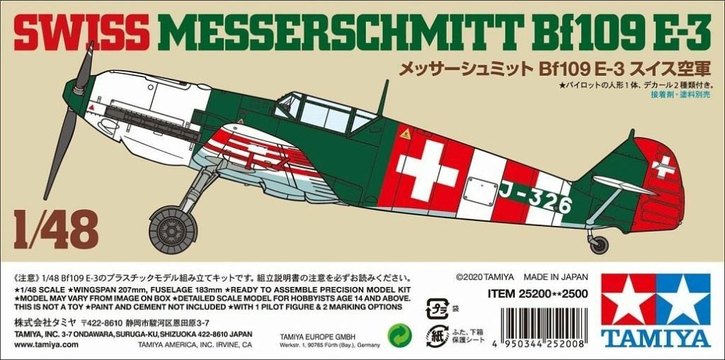 Bf.109E-3  Flugwaffe septembre 1944 ( Tamiya 1/48) Tam25210