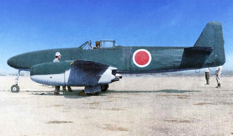What If Nakajima Ki 201 Karyu ! 1/48 Fini U8b1a710