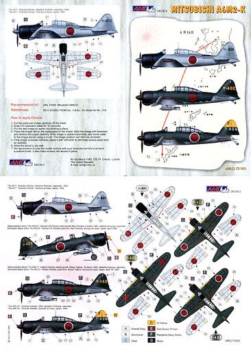 "A6M2-K Reisen  le ""Trainer"" de la Marine Impériale  1/48 Hasegawa Fini Unname37"