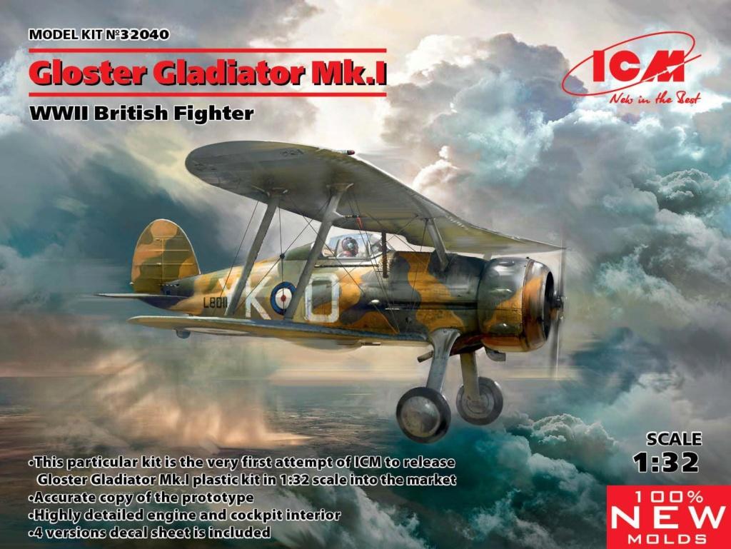 """Fil rouge 2020 : Gloster Gladiator MKI .Jagevingen (Merit 1/48) """" Ferdig """" Fini - Page 5 Velky_10"""