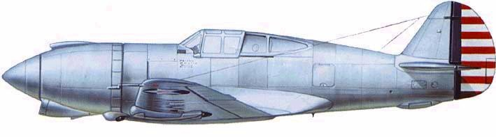 Curtiss Hawk 75 A N° 140 du capitaine Josef Duda Hobby craft 1/48 FINI !!!!!  - Page 2 Xp4210