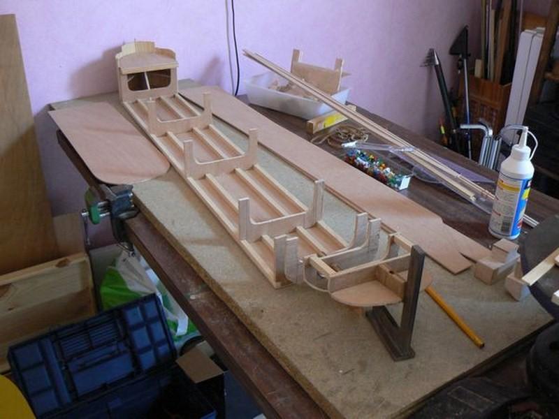construction du Vagus P1010111