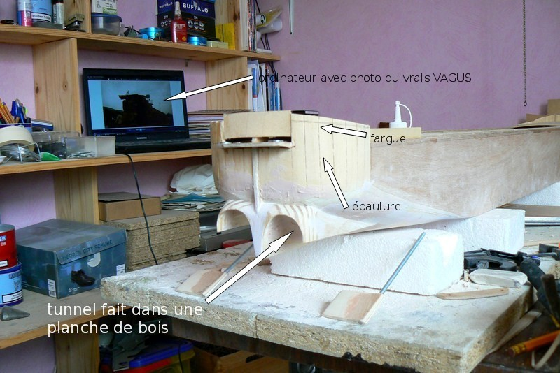 construction du Vagus P1020115