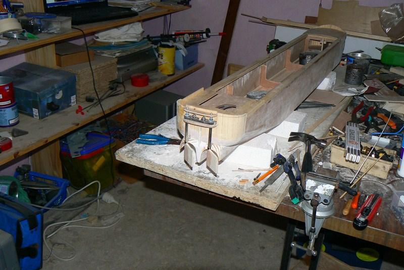 construction du Vagus P1020120
