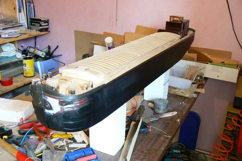 construction du Vagus P1020221