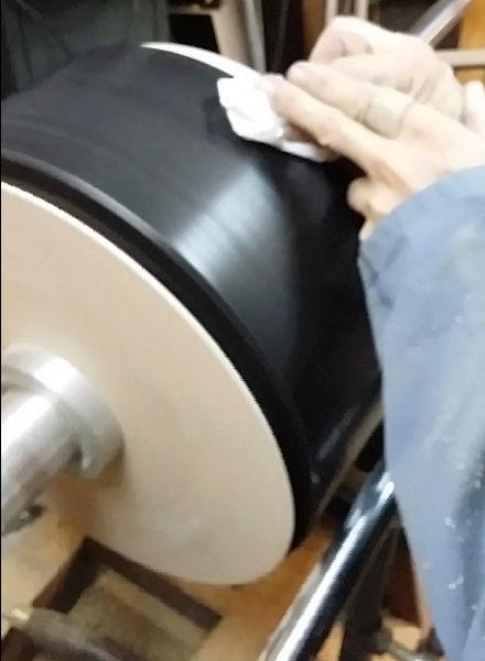 Réalisation de futs de batterie en bois tourné - Page 6 Passag10