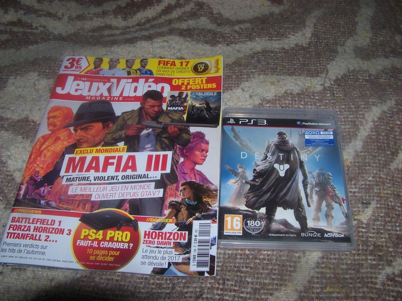 console et jeux sony playstation 3 PS3 100_1910