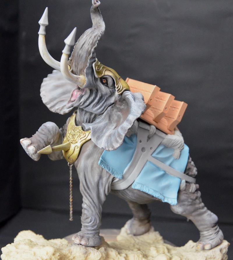 éléphant carthaginois d'andréa miniatures, 1/35 Dsc_0012