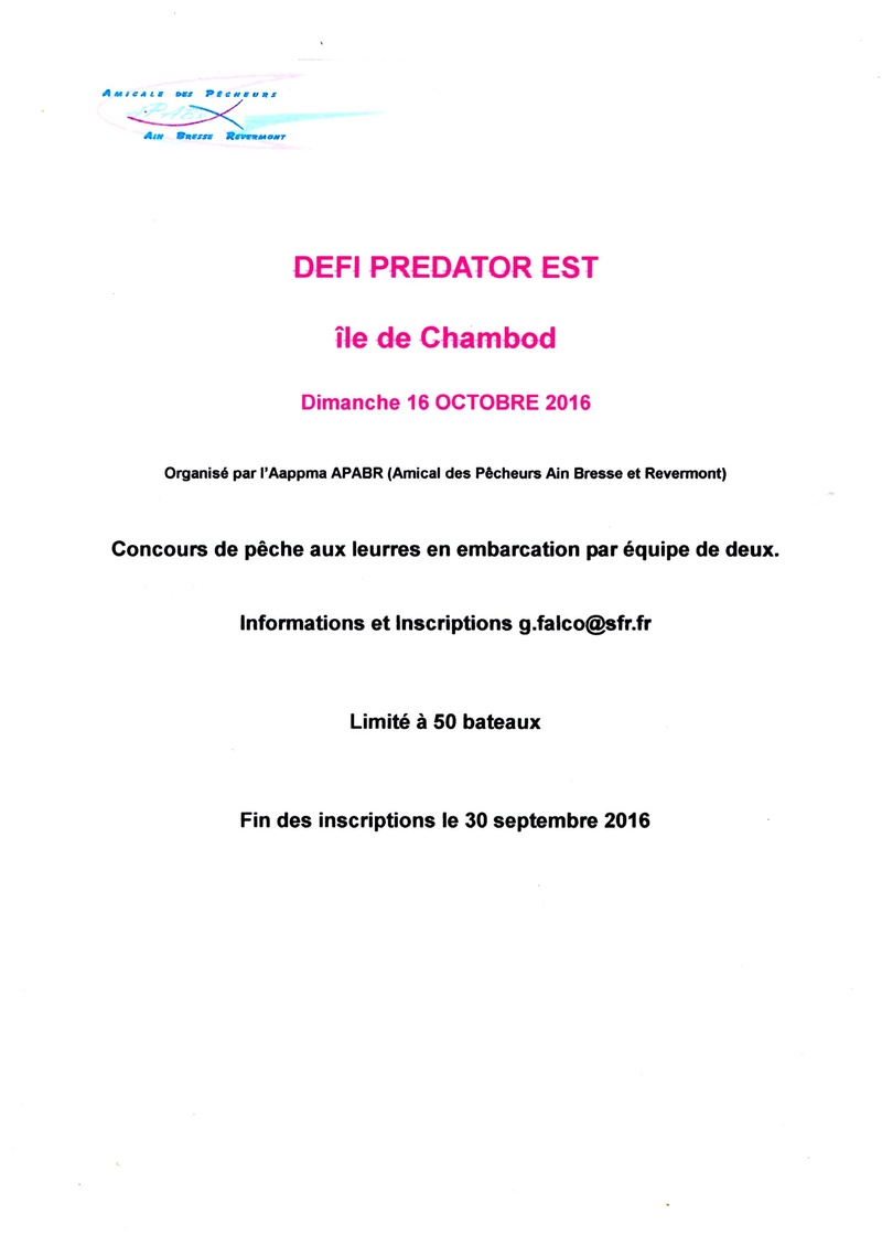 Manche du Défi Prédators Img00210