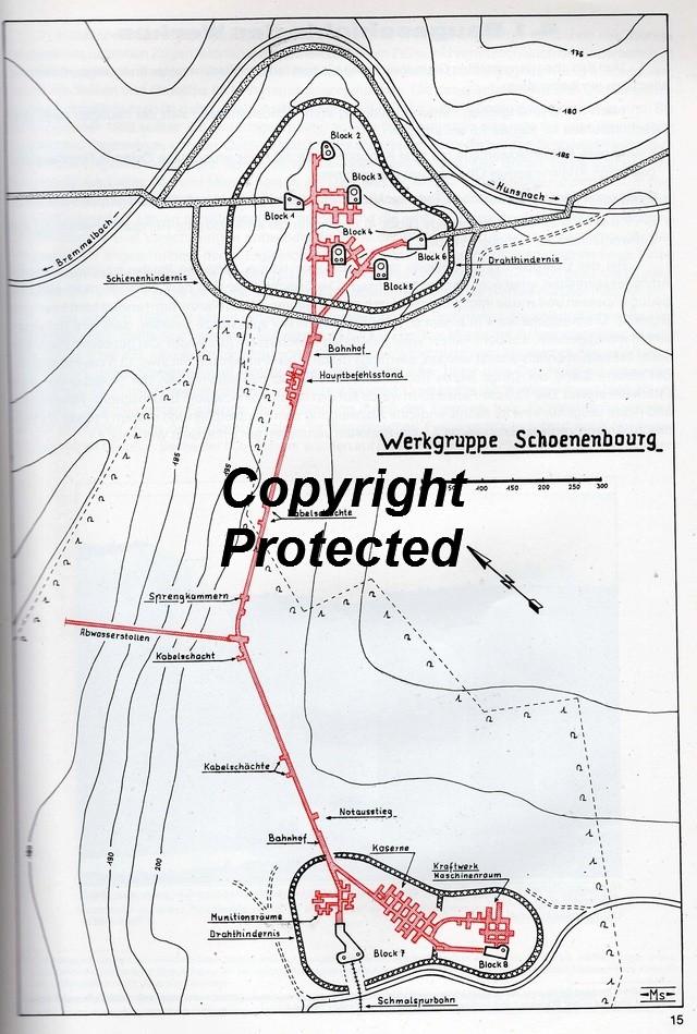 Festung Schoenenbourg. An der Maginot -Linie.  - Seite 2 Img34210