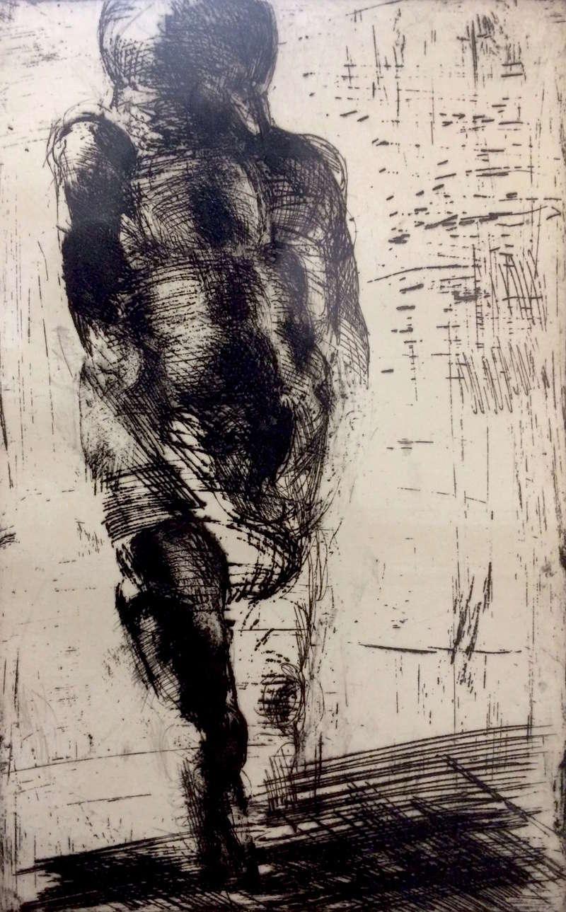 unidentified modernist etching? Etchin11