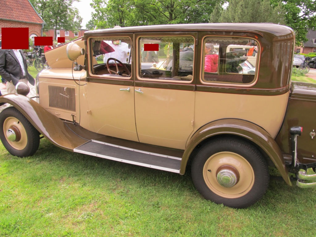 Oldtimertreffen in Pinneberg Citroe12
