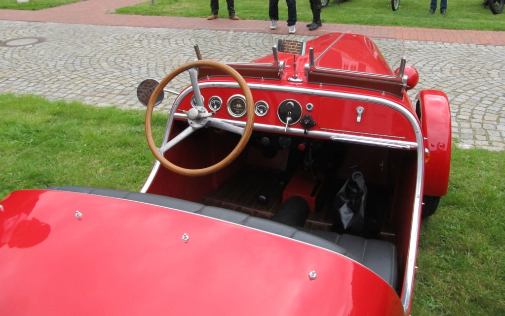 Oldtimertreffen in Pinneberg Dixi-b12