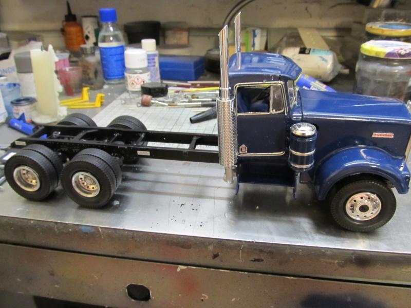 Kenworth W900 Dump Truck (Revell 07406) Maßstab 1 zu 25 Img_5929