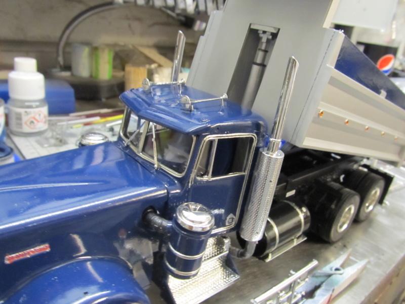 Kenworth W900 Dump Truck (Revell 07406) Maßstab 1 zu 25 Img_5932