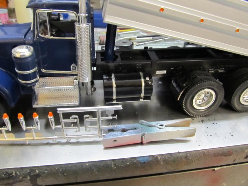 Kenworth W900 Dump Truck (Revell 07406) Maßstab 1 zu 25 Img_5934