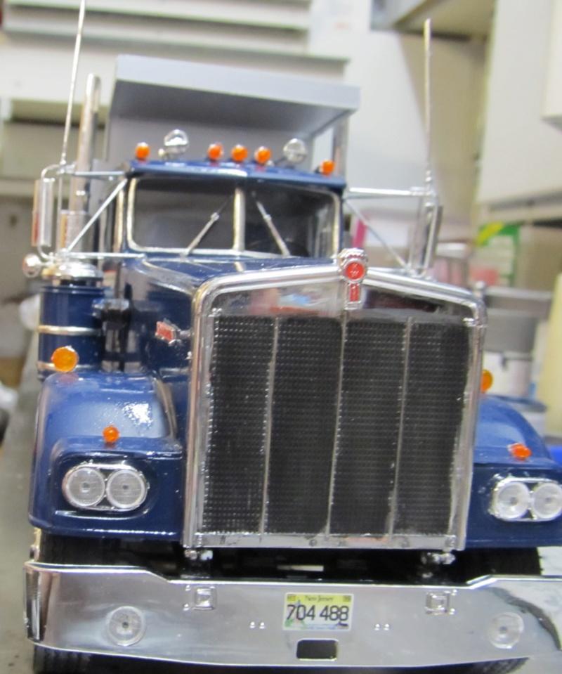 Kenworth W900 Dump Truck (Revell 07406) Maßstab 1 zu 25 Img_6016