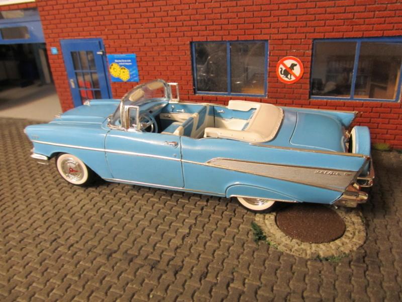 1957 Chevrolet Chevrolet Bel Air Convertible (Revell 1 zu 25) Img_6121