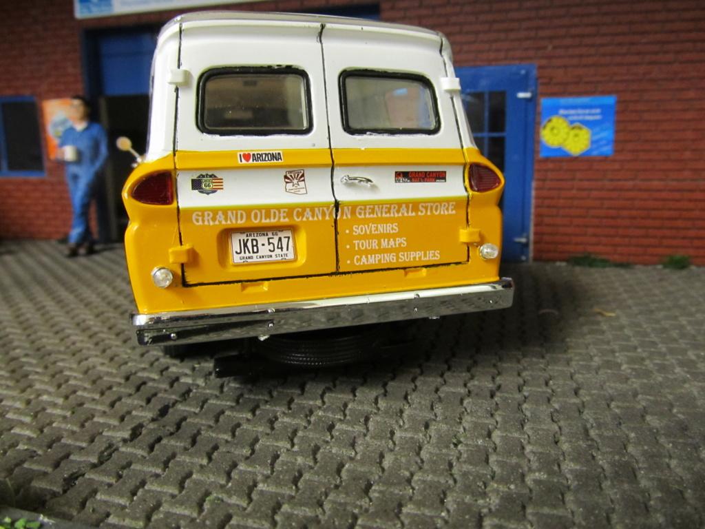 1966 Chevrolet Suburban / Revell, 1:25 - Baubericht Img_6535
