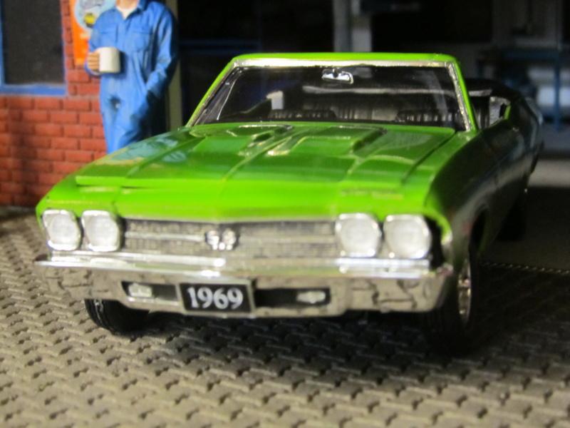 1969 Chevrolet Chevelle SS 396 Convertible in 1/25 von amt Img_6618