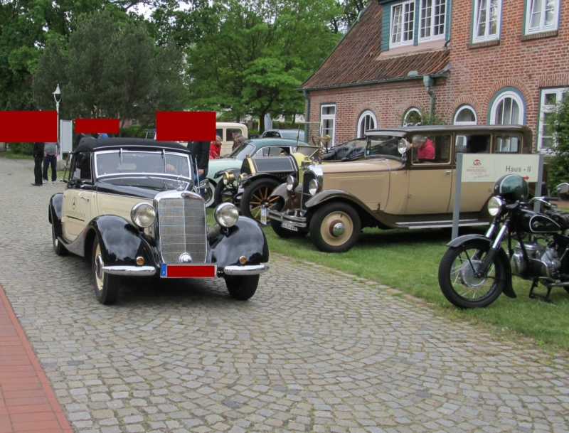 Oldtimertreffen in Pinneberg Merced10