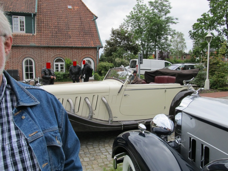 Oldtimertreffen in Pinneberg Merced12