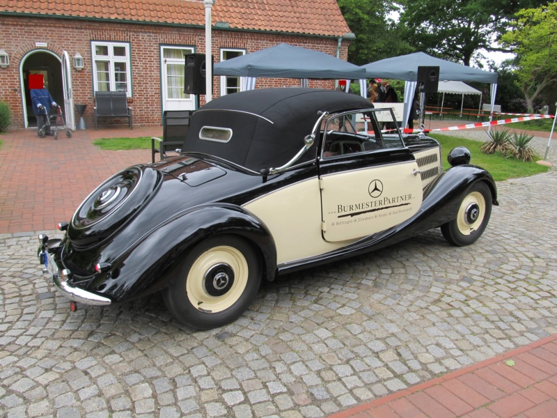 Oldtimertreffen in Pinneberg Merced13