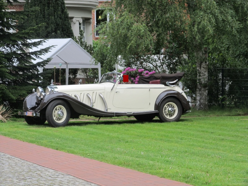 Oldtimertreffen in Pinneberg Merced16