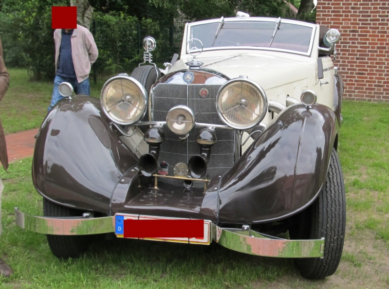 Oldtimertreffen in Pinneberg Merced17