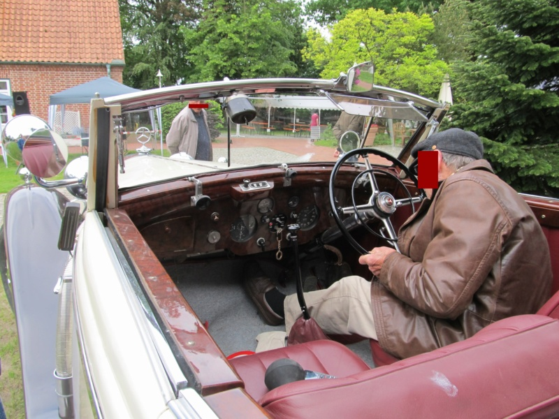 Oldtimertreffen in Pinneberg Merced18