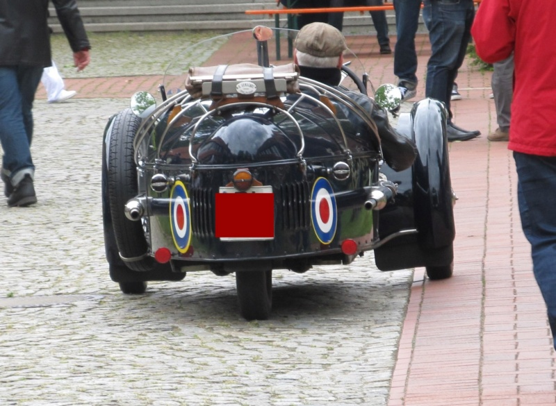 Oldtimertreffen in Pinneberg Morgan10