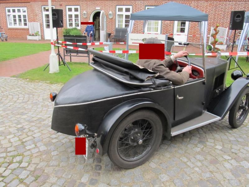 Oldtimertreffen in Pinneberg Morris10
