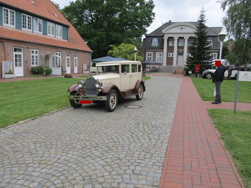 Oldtimertreffen in Pinneberg Willys10