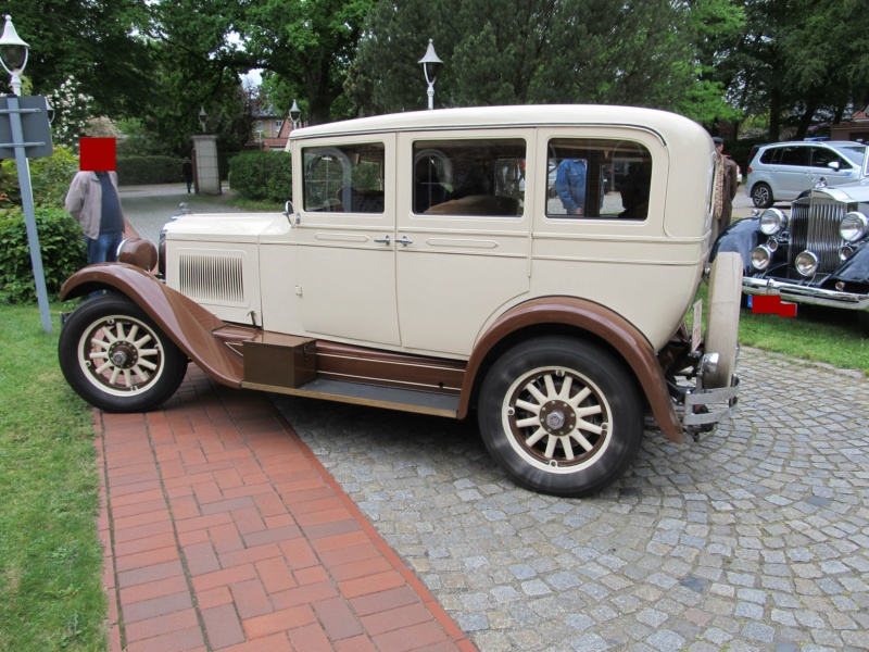 Oldtimertreffen in Pinneberg Willys11