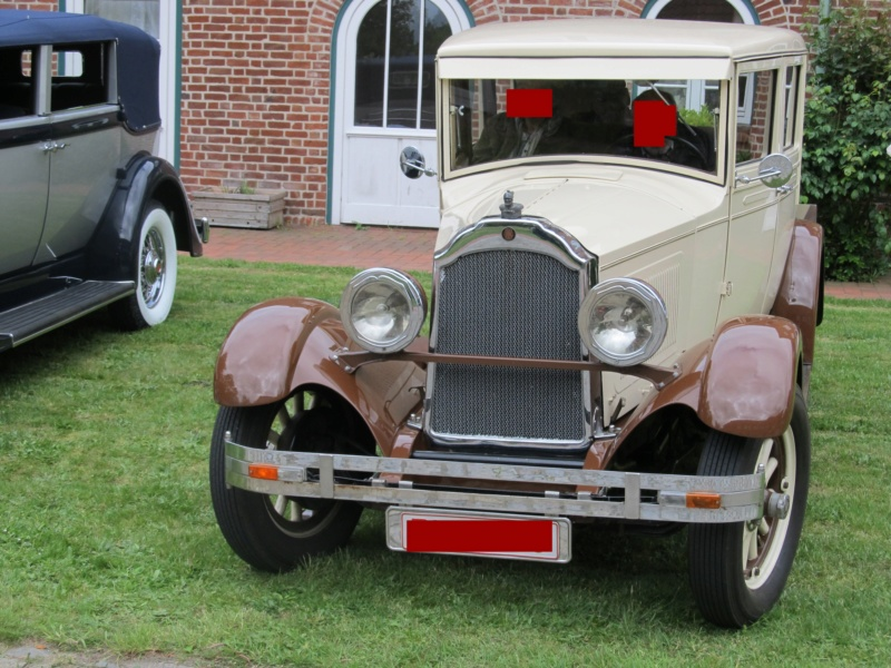 Oldtimertreffen in Pinneberg Willys13