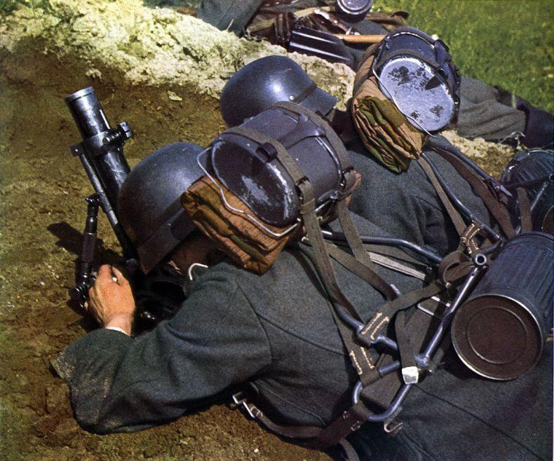 Le bataillon d'infanterie Allemand 1939 à 1945 08610