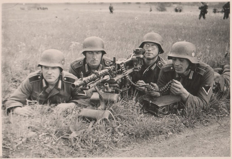 Le bataillon d'infanterie Allemand 1939 à 1945 Art03s10