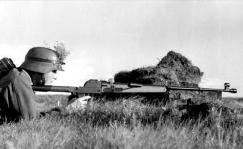 Le bataillon d'infanterie Allemand 1939 à 1945 Fusil_10